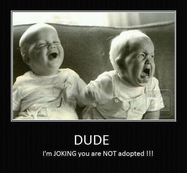 Funny Babies Caption Picture