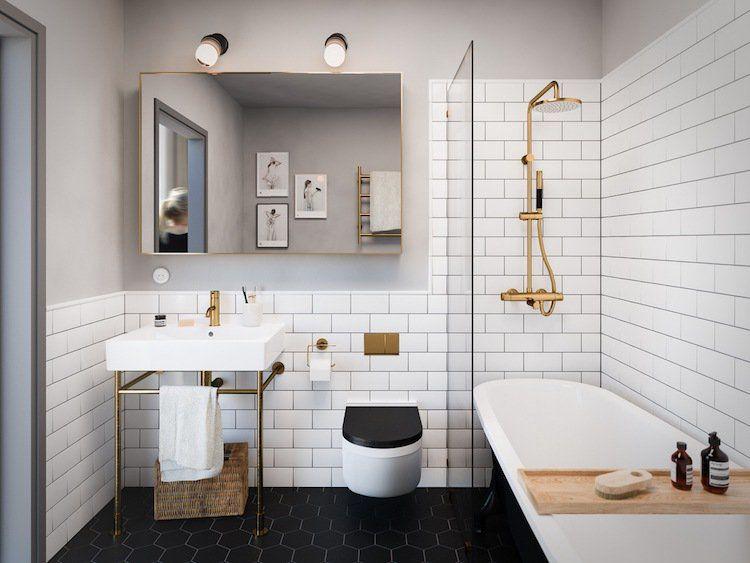 A Vous De Trouver La Petite Salle De Bain Moderne De Vos Reves