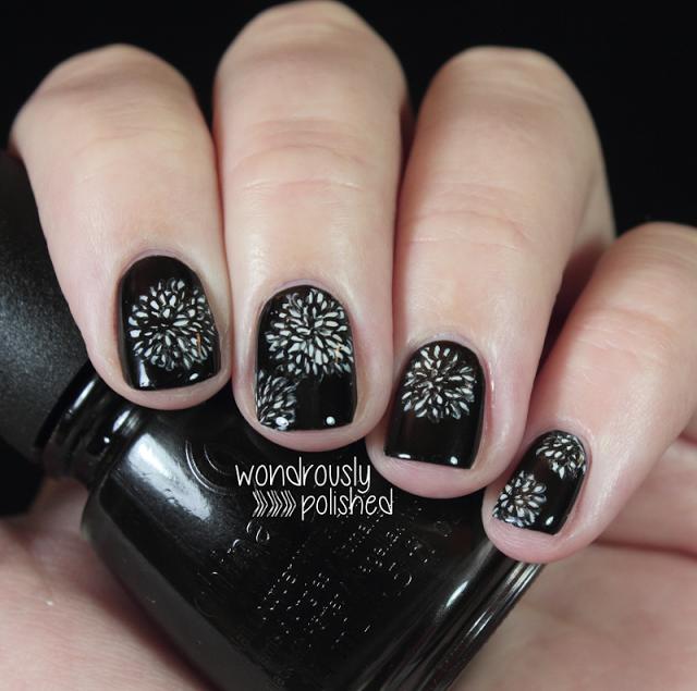 Amazing Black and White Nail Designs 15 Unique Nail Art Ideas You Will Love