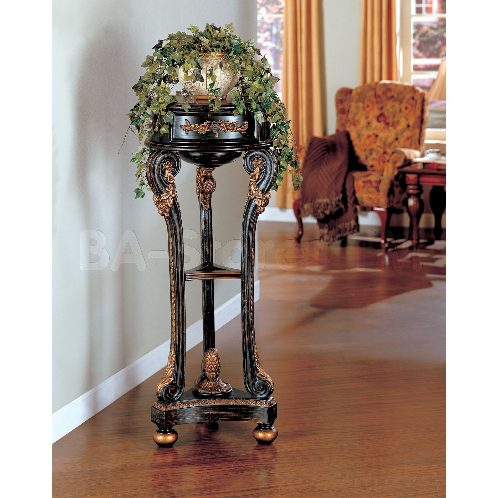 Wood And Metal Plant Stand Plant Stands Indoor Metal Wood Plant Stands Buy Now