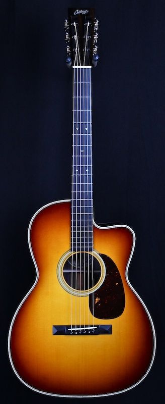 Collings 0002hc Sb Acoustic Guitars Guitar Acoustic
