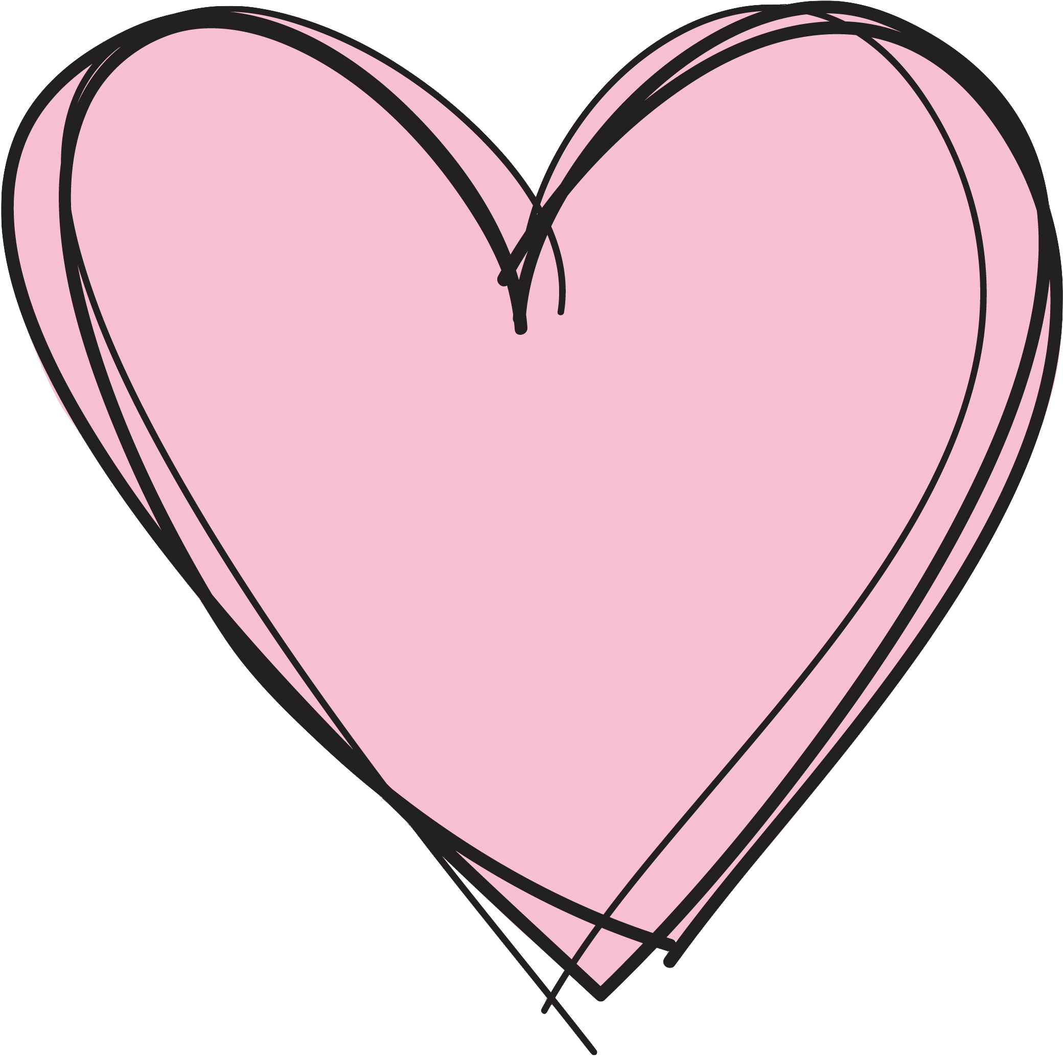 View Full Size Pink Heart Clipart No Background Cute Transparent Background Heart Clipart Png Download Pink Heart Heart Images Love Wallpaper Backgrounds