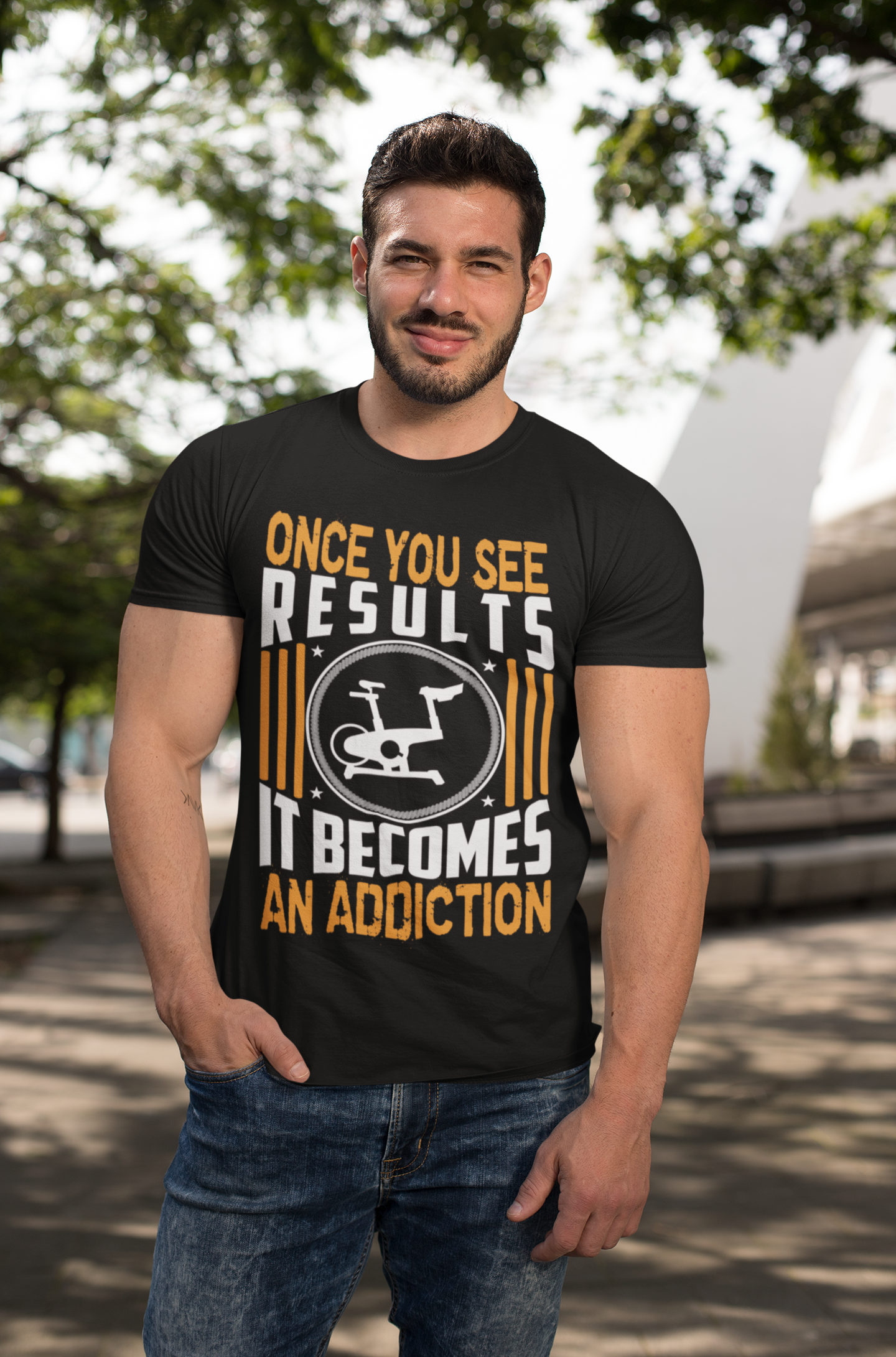 Pin On Fitness T Shirts