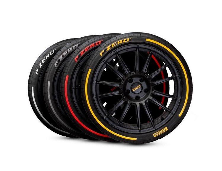 Pirelli P Zero >> Pirelli P Zero Tires Deliver Colorful Custom Style App
