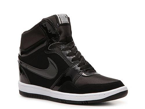 save of Nike Force Sky High Wedge Sneaker - Womens on Wanelo 0733ba487