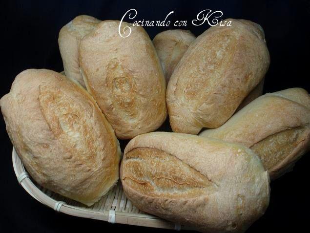 Pan mi ones cocinando con kisa bread recipes for Pane con kitchenaid
