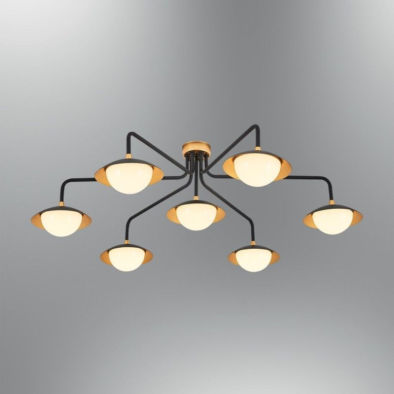 Plafon Nowoczesny Ozcan Kuchnia Jadalnia Salon Sypialnia 5685 7 Home Decor Ceiling Lights Decor