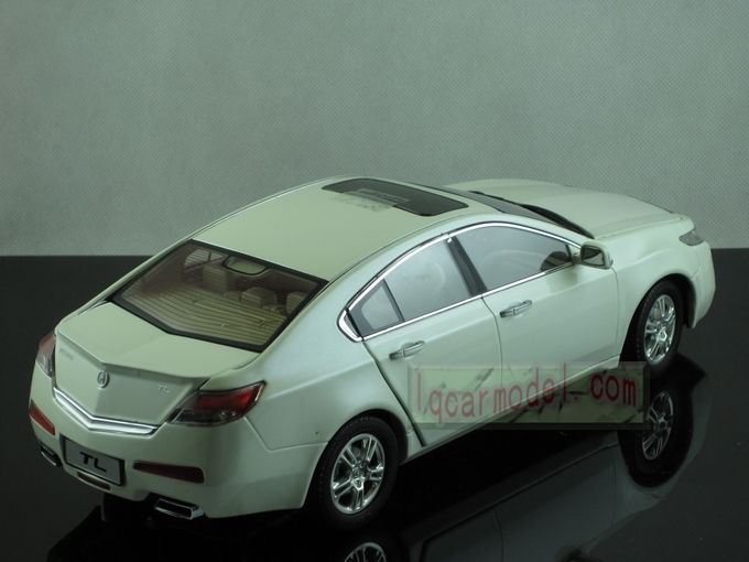 1 18 Scale Acura Tl Cast Ebay Hot