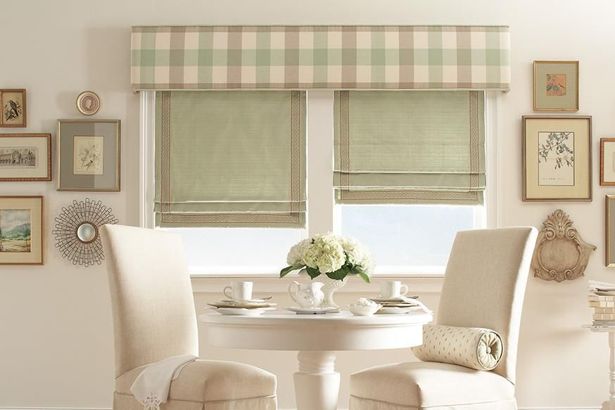 Fabric Shades Custom Window Coverings Lafayette Interior Fashions Traditional Design Window Treatments Bedroom Curtains With Blinds Living Room Blinds #traditional #living #room #window #treatments