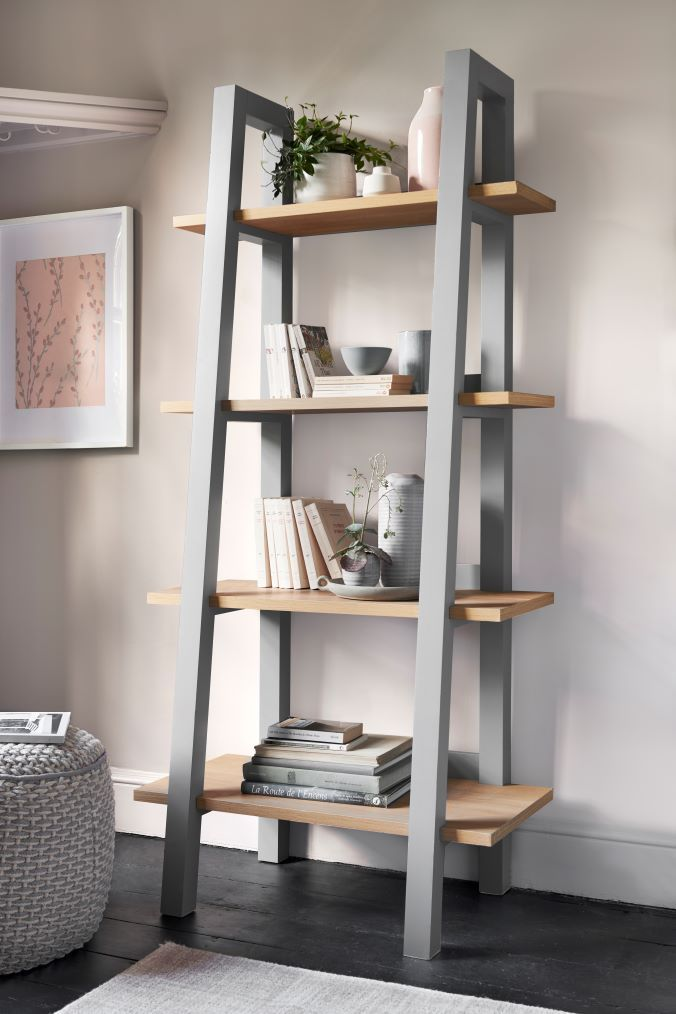 Buy Malvern Ladder Desk From The Next Uk Online Shop Ladder Shelf Living Room Ladder Shelf Decor Interior