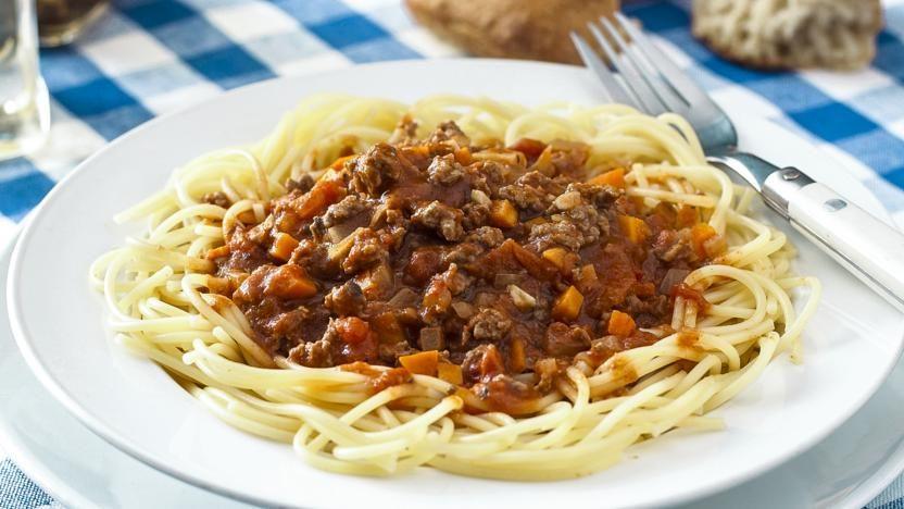 hairy bikers spaghetti bolognese