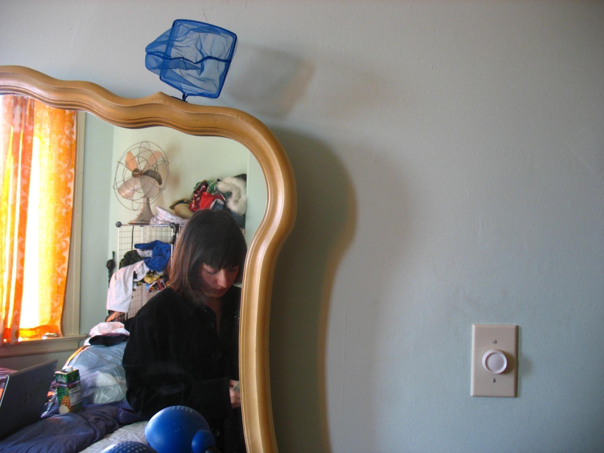 Incredible the range full length mirror Living room