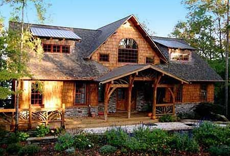 plan 92300mx: stunning rustic home plan | mountain cottage