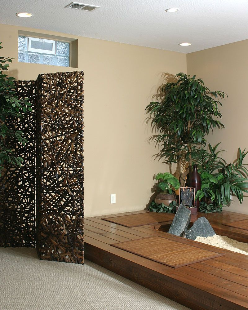 Basement Remodeling Columbus Ohio this columbus ohio basement was transformed into a relaxing zen
