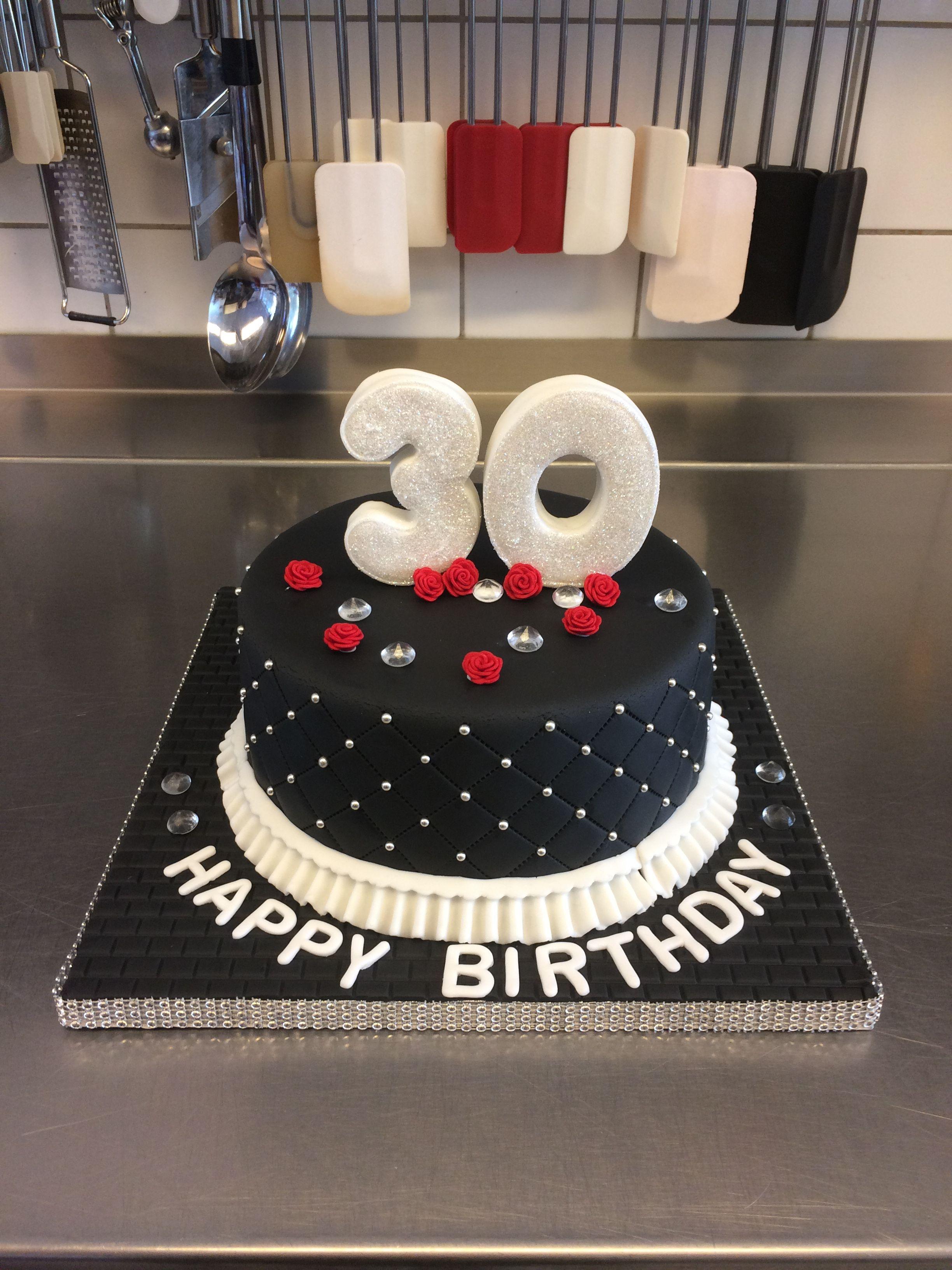 50++ Torte zum 30 geburtstag selber machen ideen