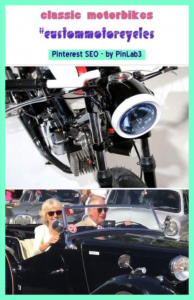 Classic motorbikes #classic #motorbikes #klassische #motorräder #motos