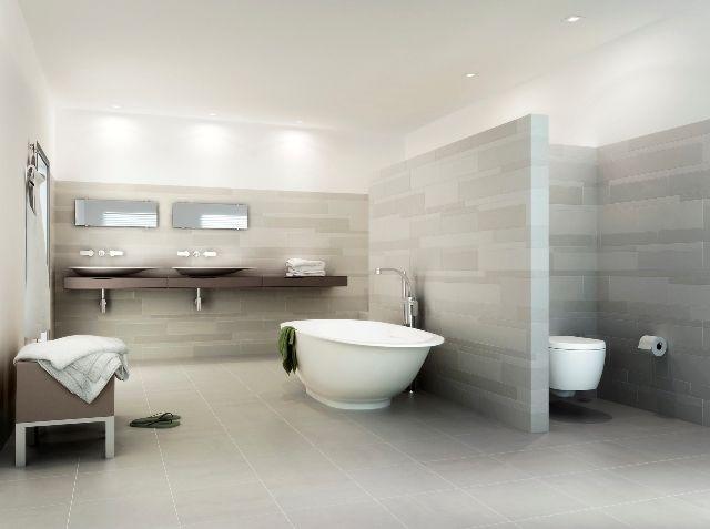 Super modern vrijstaand bad interieur pinterest