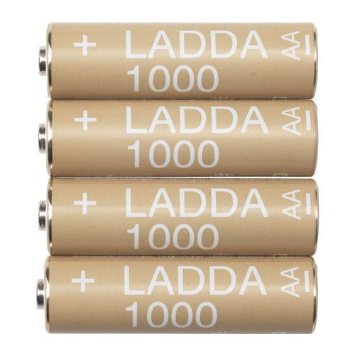 Pin Pa Batteries