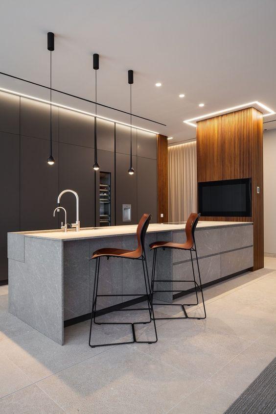 Cucine Arte Moderna.Incredible Interior Design Images Pretelini Casa Nel