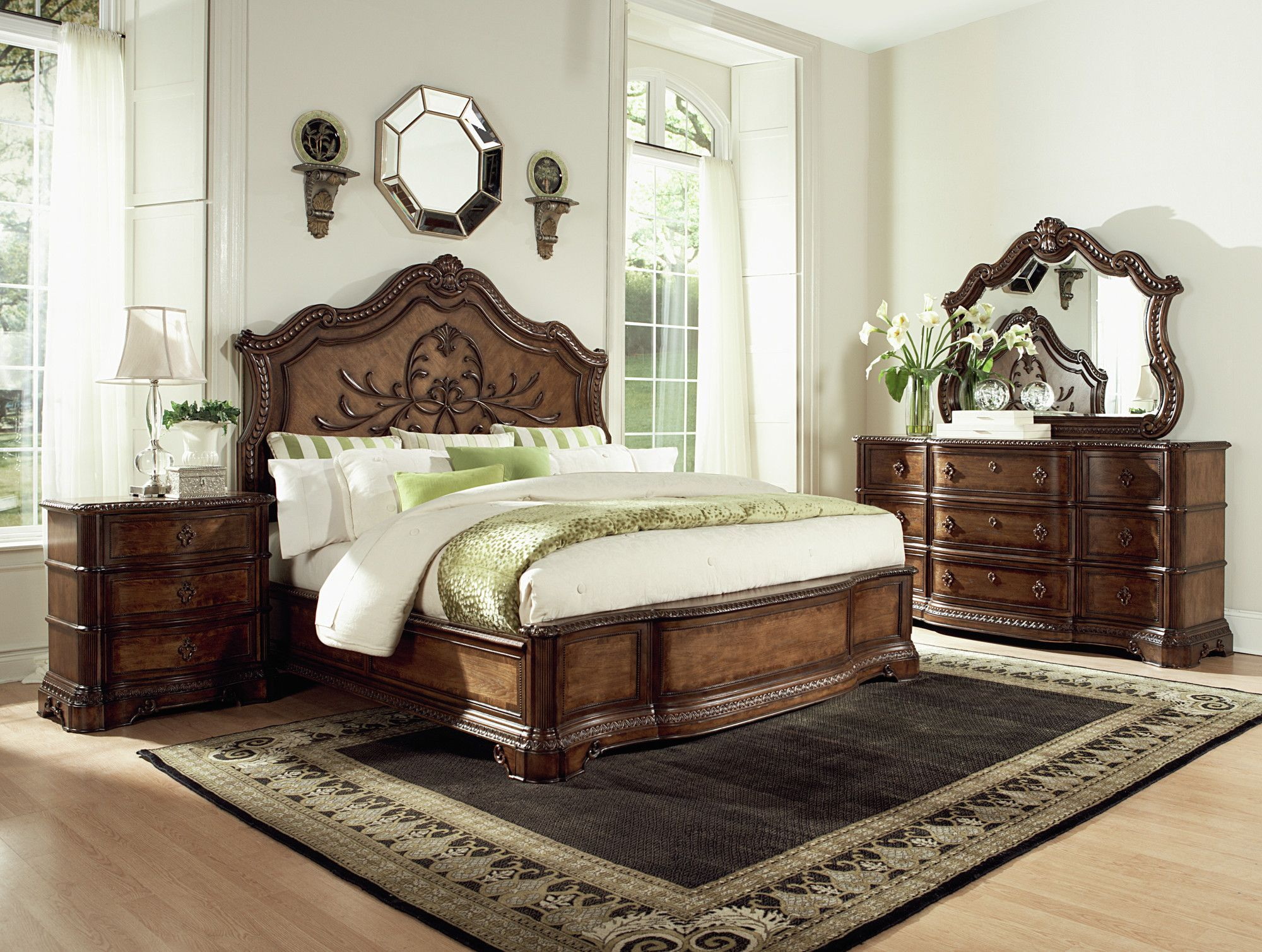 Antique Bedroom Designs Pemberleigh Panel Bed  Products  Pinterest  Products