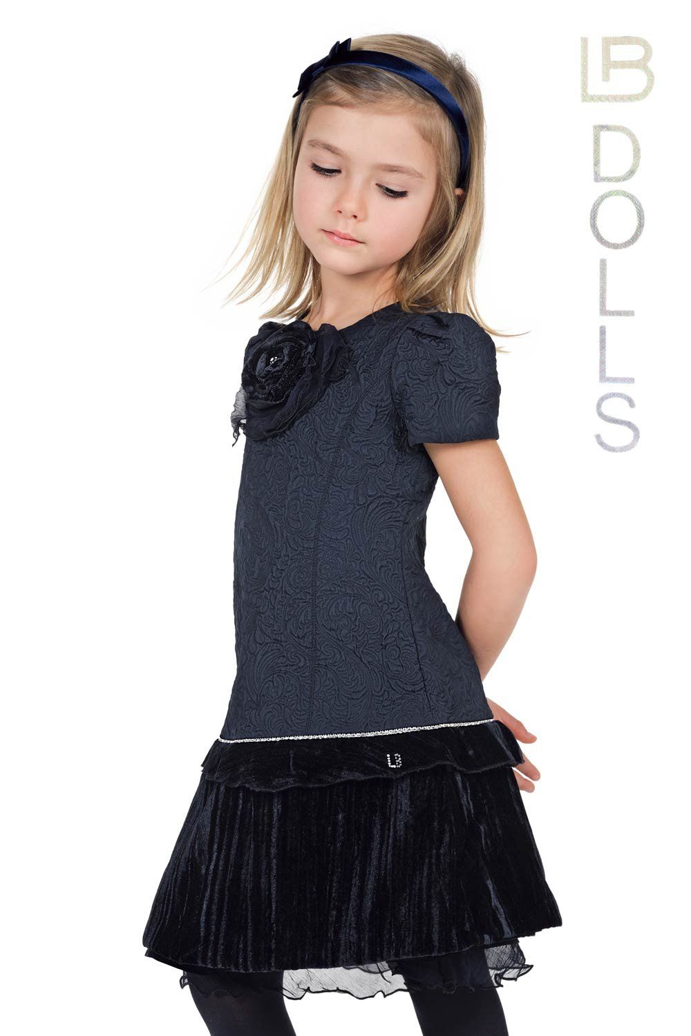 ALALOSHA: VOGUE ENFANTS: Laura Biagiotti DOLLS FW2013 GREY | For my ...