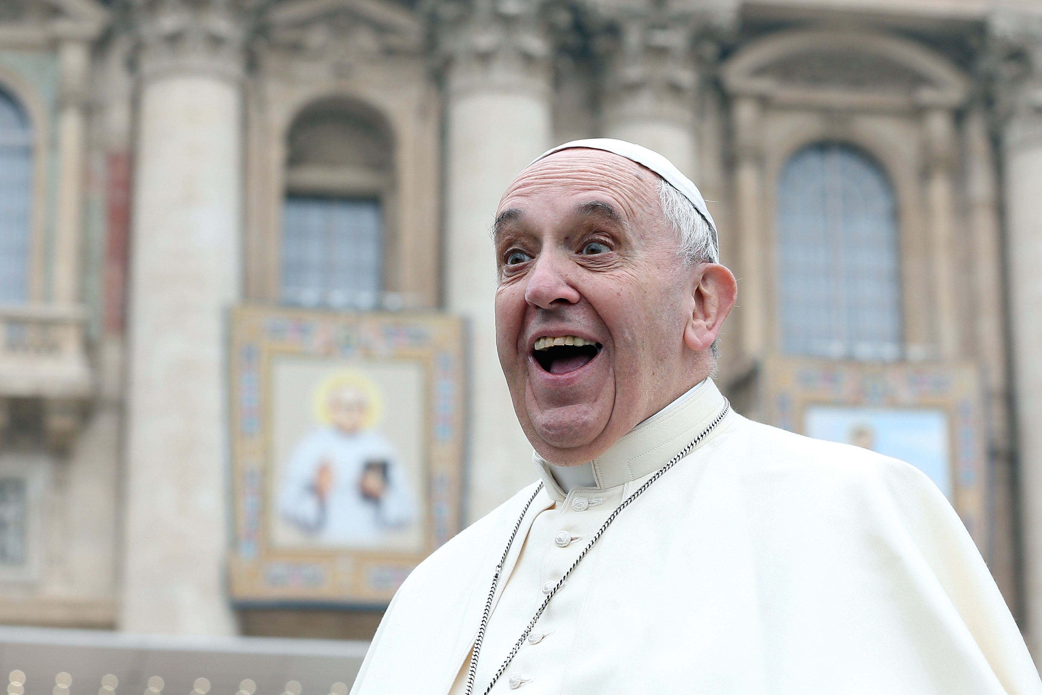 The American Right S New Target Pope Francis Pope Francis Pictures Of The Week Pope