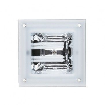 Good QUOR G EVG Downlight weiss Glas teilsatiniert f r Pin