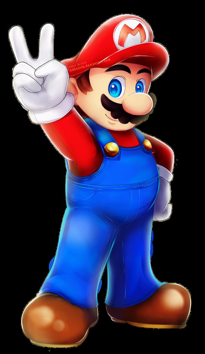 Mario By Cakeyrin Deviantart Com On Deviantart Mario Mario And Luigi Mario Characters