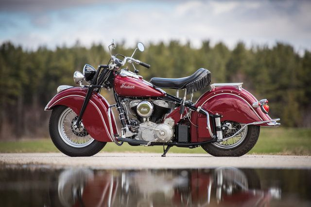 Chief Motorcycle For Sale In Detroit Business Insider Indian Motorcycle Vintage Indian Motorcycles Indian Chief