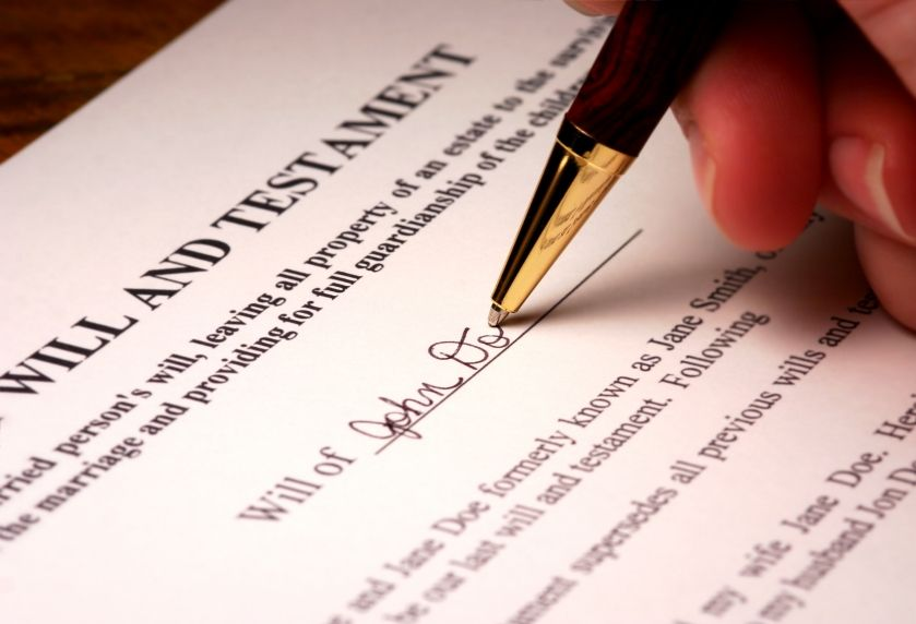 Free Wills Month - Limited Time ONLY! Special people