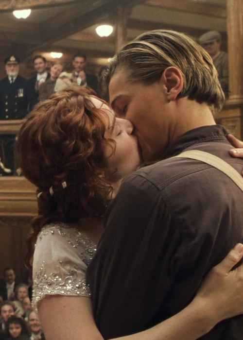 """I don't even have a picture of him. He exist now, only in my memory."" #Titanic"