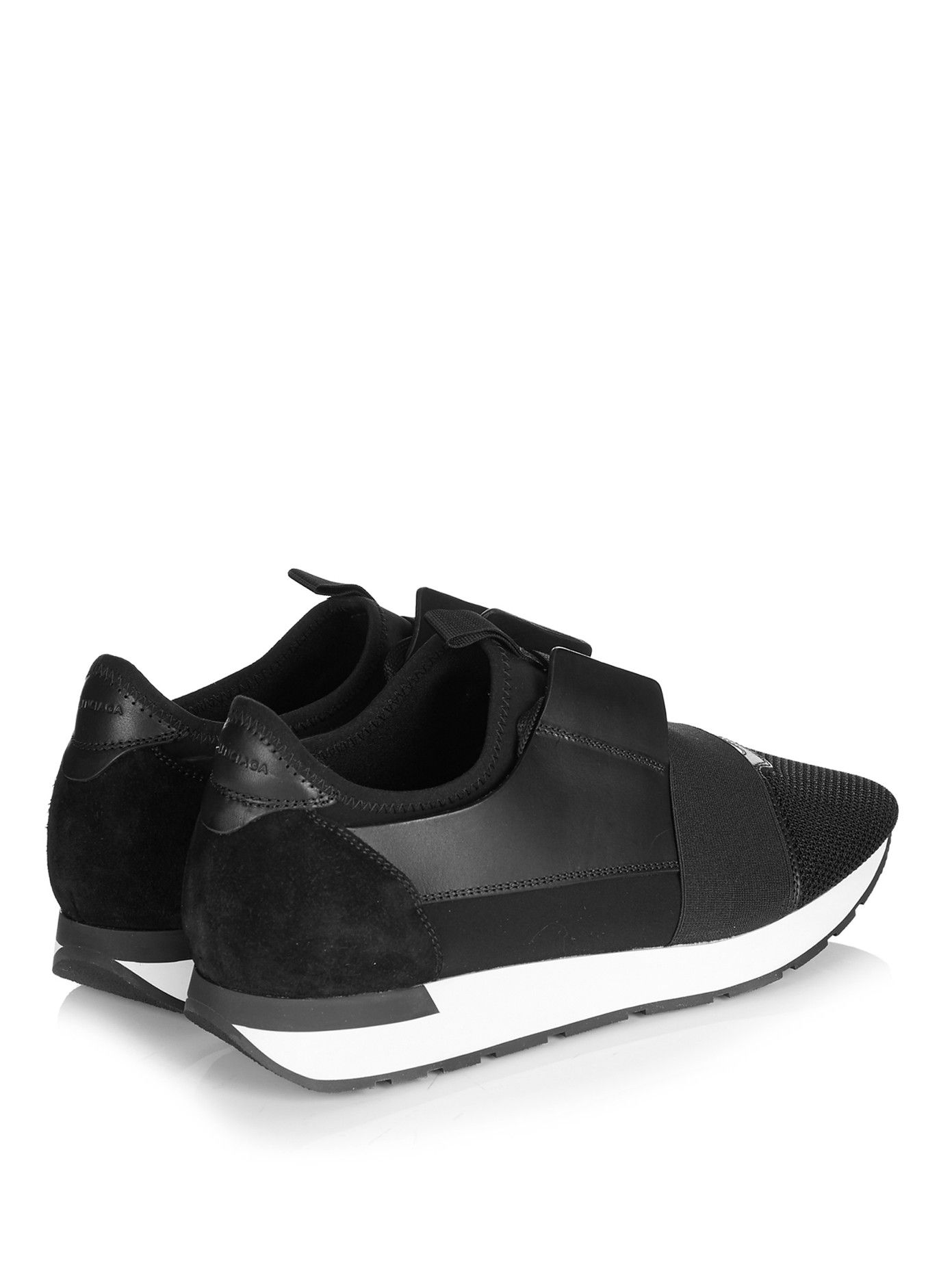 Race Runner low-top multi-panel trainers | Balenciaga | MATCHESFASHION.COM  UK