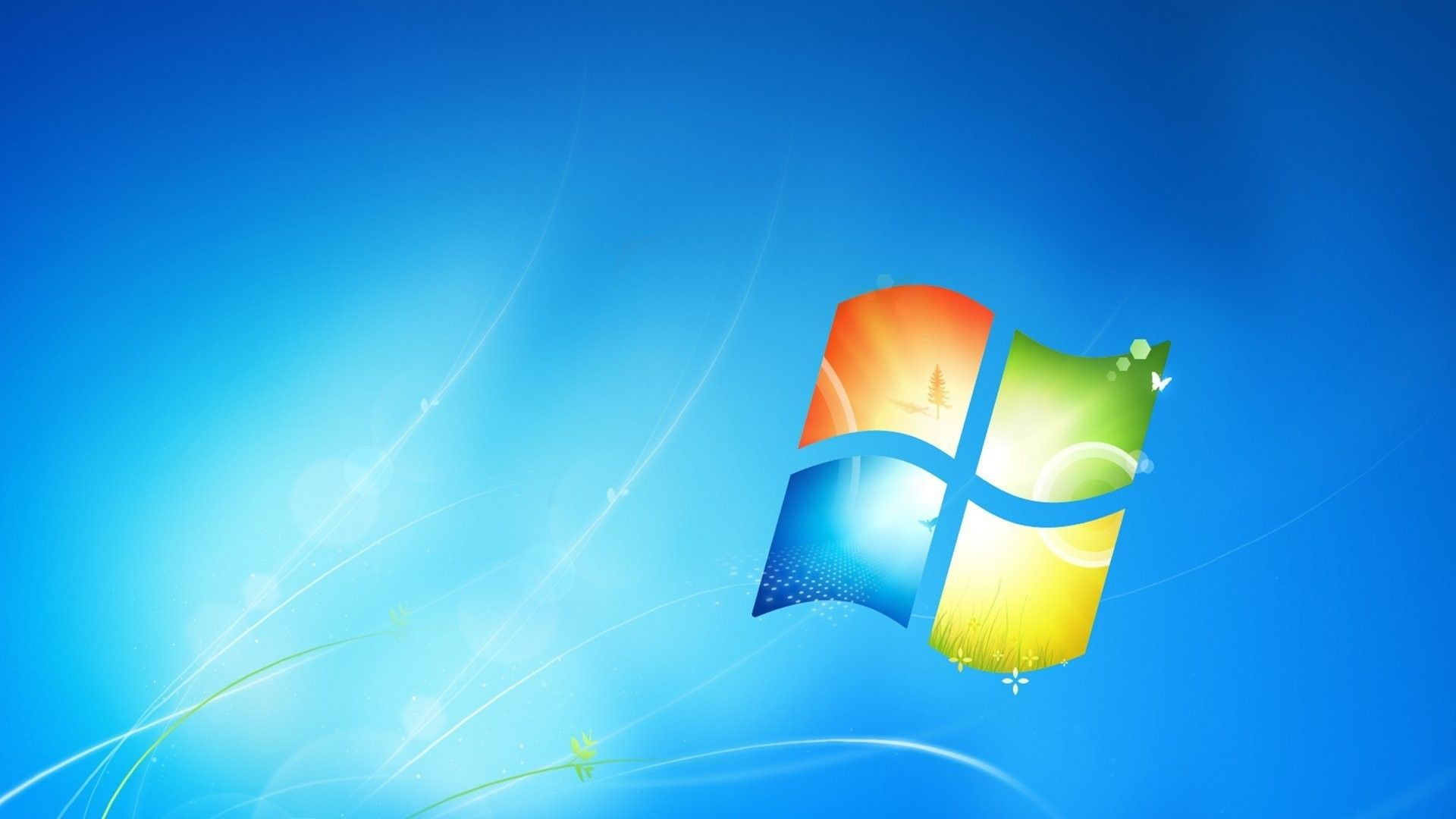 Beautiful Original Windows Background Dengan Gambar