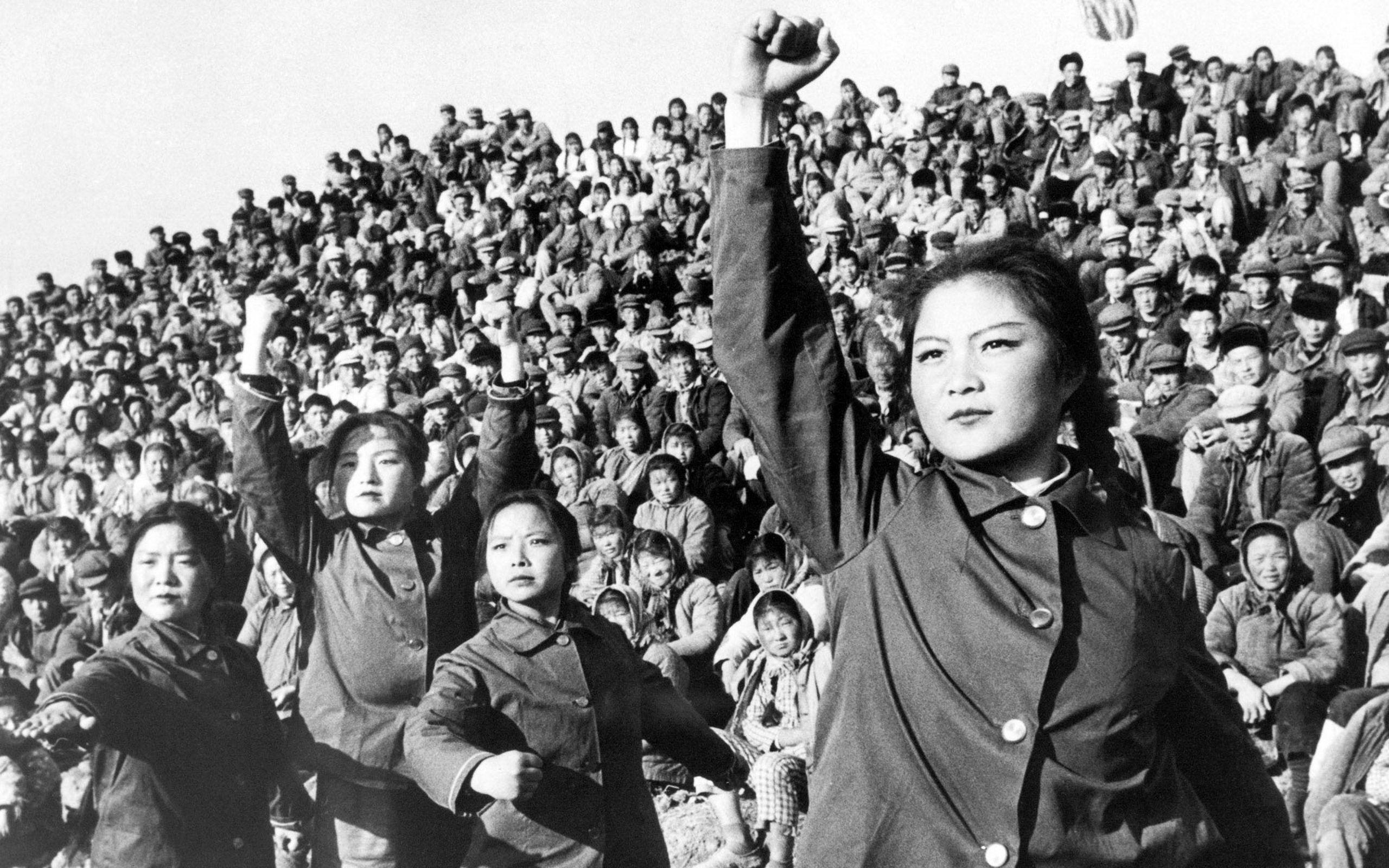 Imagini pentru mao zedong y la mujer