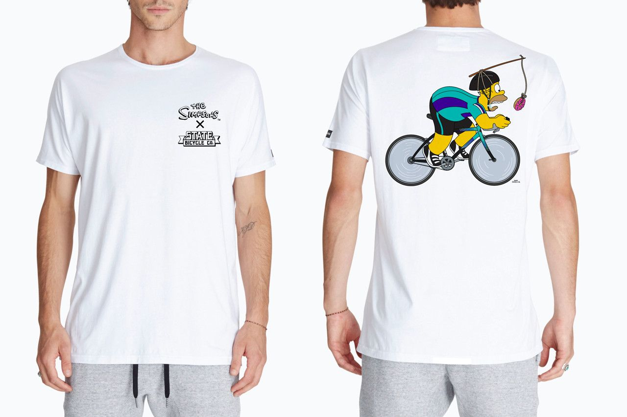 Visit State Bicycle Co. to see our State Bicycle Co. x The Simpsons  Collaboration b143dce38