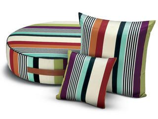 spence and lyda. Kos collection designed by Missoni home