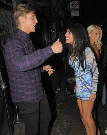 who is jasmin from towie dating Towie babe jasmin walia shows off slim figure in teeny nude bikini as  jasmin entered the show as an extra in  speed dating | jasmin walia and .