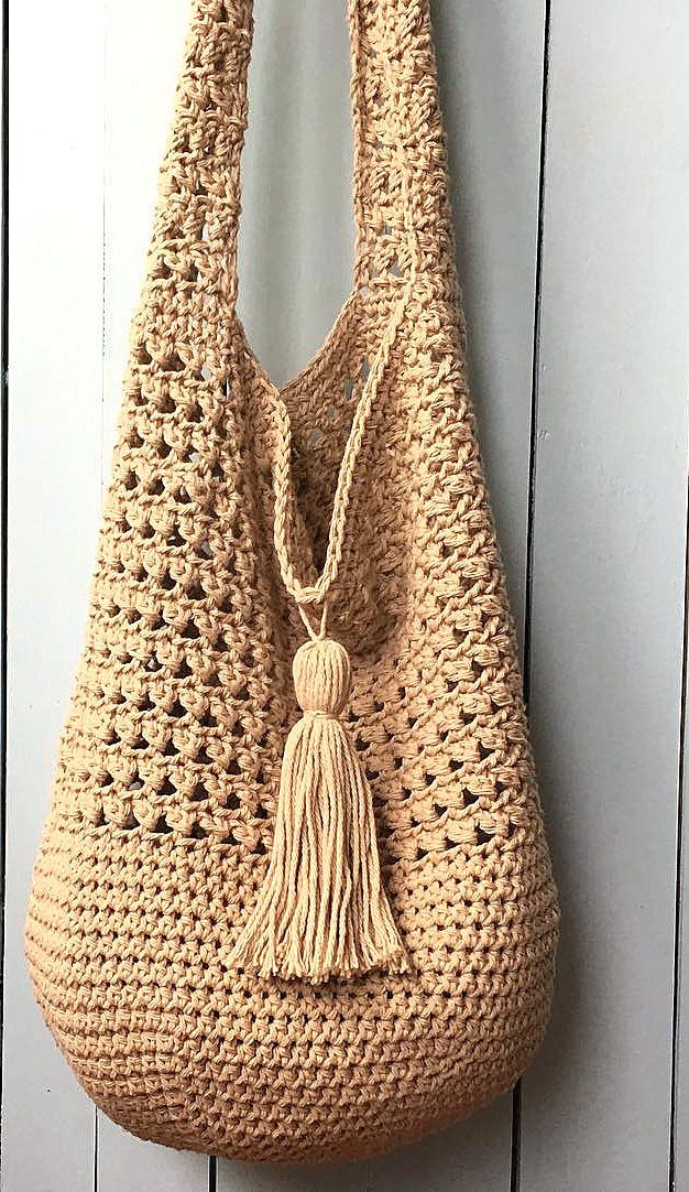 Popular Stylish and Convenient Crochet Bag Models – Page 6 of 103