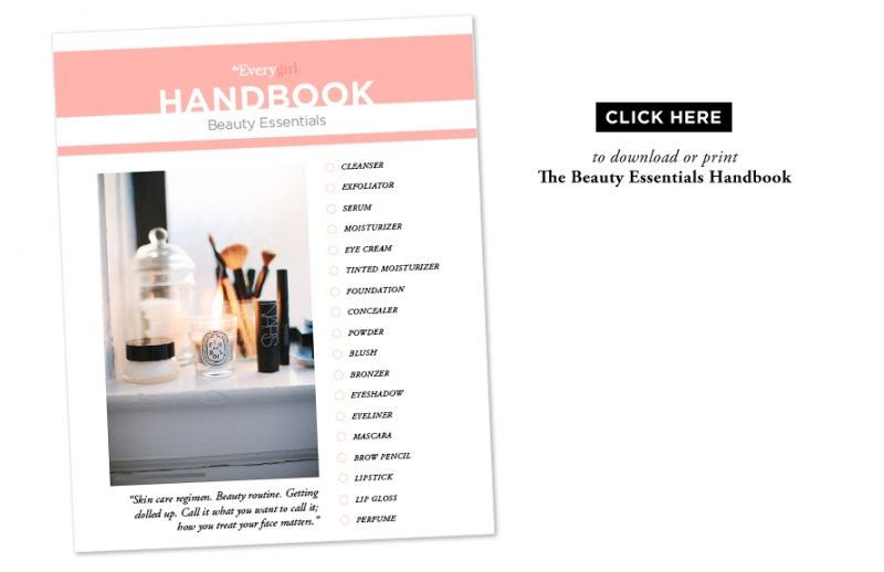 18 Beauty Essentials for The Everygirl #theeverygirl #beautyessentials