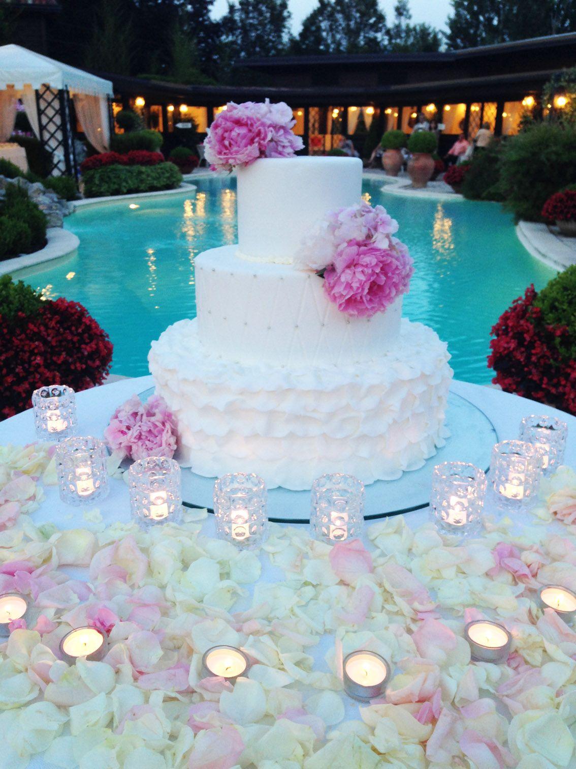 Il nostro cakedesigner è sempre ispirato wedding cakes