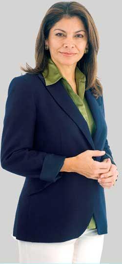 Costa Rica's First Female President - Laura Chinchilla