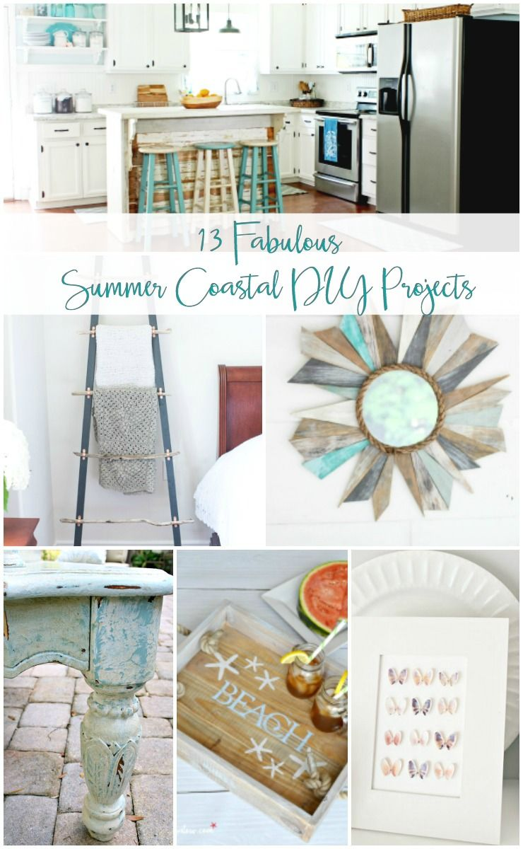 Photo of DIY Beach Decor Ideas for the Summer
