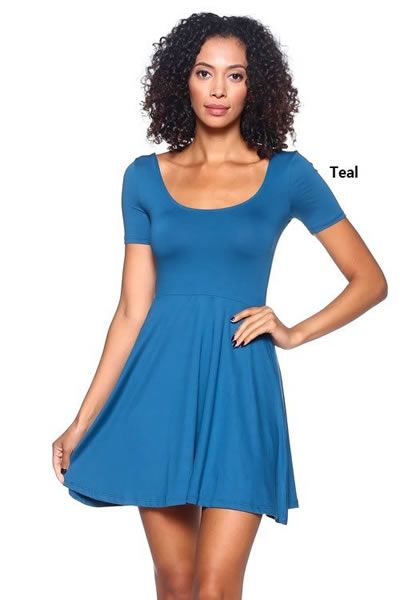 Wholesale In Canada | Fit & Flare Dresses