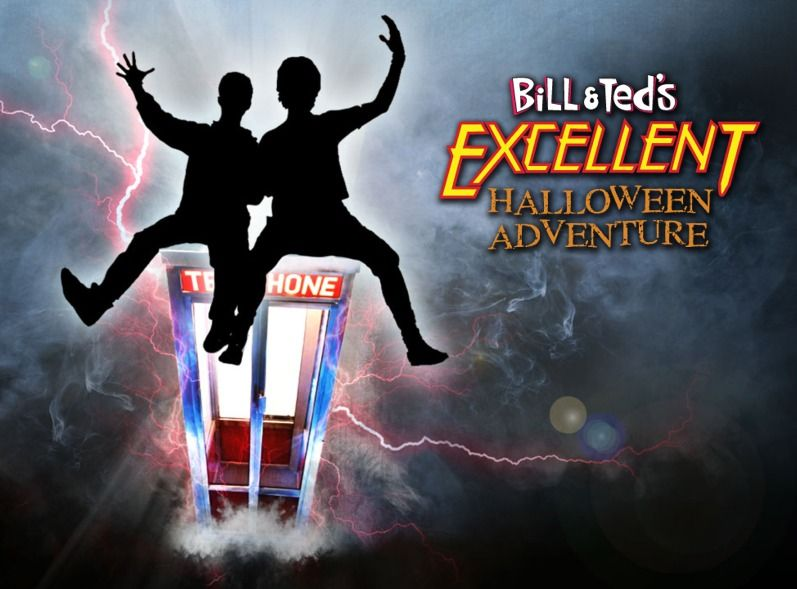 Bill and Ted Halloween Horror Nights