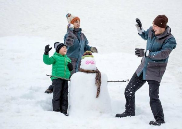 Get Half Day Guided Snowshoe Walk for $149.00 Half Day Guided Snowshoe Walk