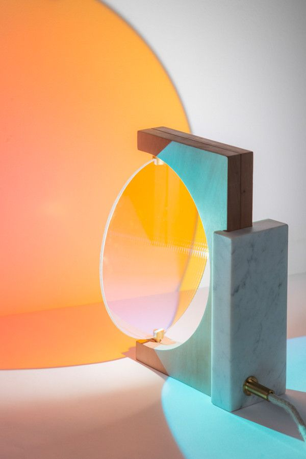 Lamp That Eases Seasonal Affective Disorder Night Light Night