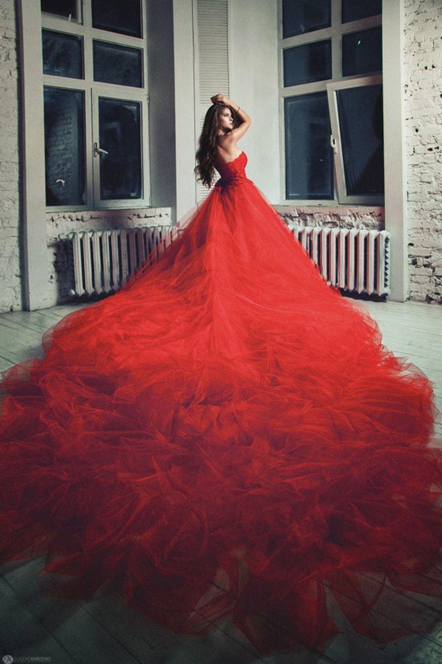 Aesthetic Grunge Wedding Dress