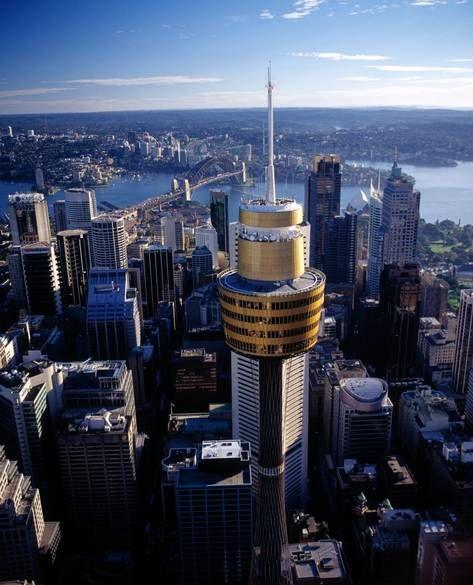 The World S Best Rooftop Restaurants Rooftop Restaurant Tower Sydney City