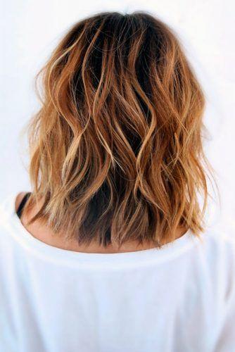 Beach Wavy Hairstyles For Medium Length Hair See More Http Lovehairstyles Com Beach Wavy Hairstyles For Med Hair Styles Short Hair Styles Long Hair Styles