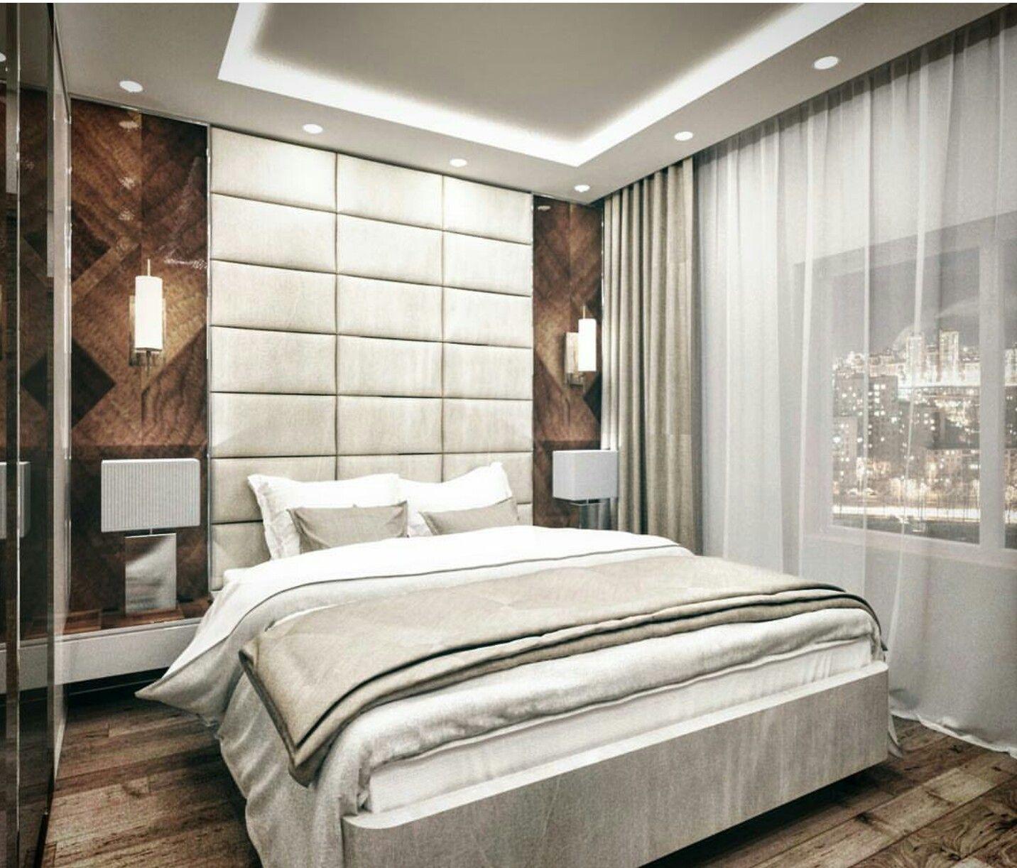 Masculine Master Bedroom by Vishu Designs Masculine